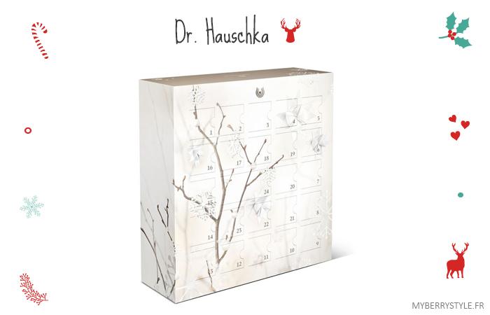 calendrier de l'avent 2015 beauté dr hauschka